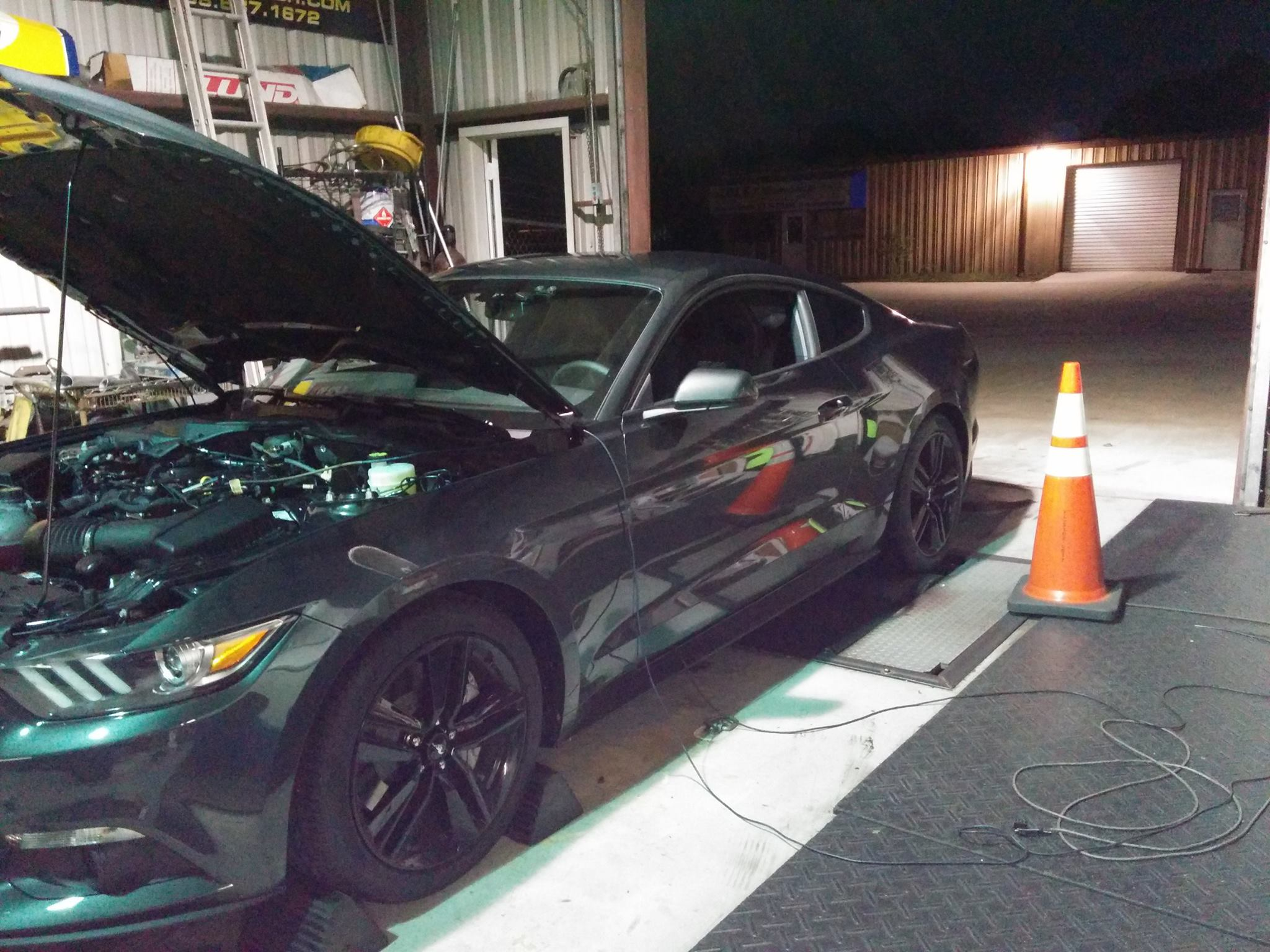 Ecoboost Mustang Tuning